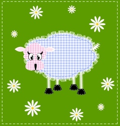 Image of a lamb vector