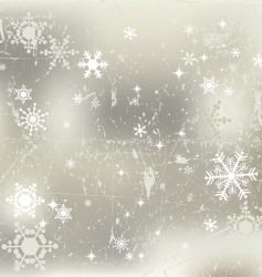 Winter background snowflakes illustration vector