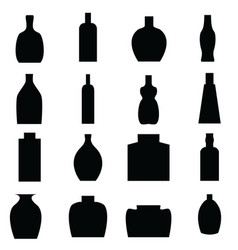 Bottle all vector