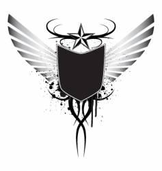 Wingedsplattercrest vector