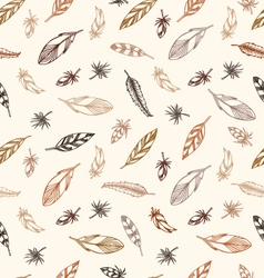 Plumage pattern vector