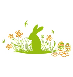 Easter spring vector
