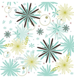 Flovers background vector
