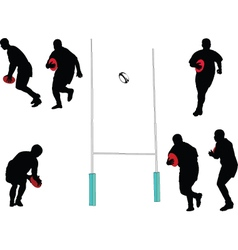 Rugby - vector