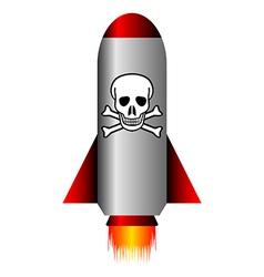 Poison rocket vector