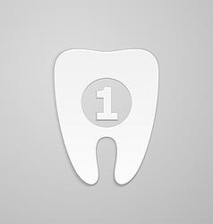 Best tooth vector