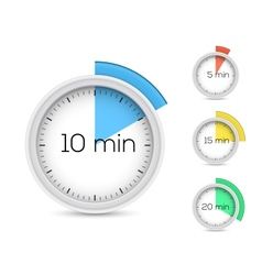 Timers collection vector