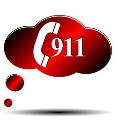 911 emergency vector