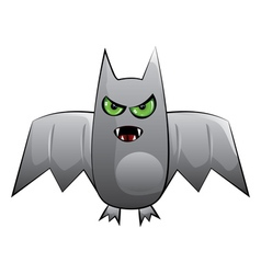 Halloween bat vector