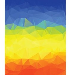 Multicolor geometric background8 vector