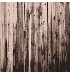 Wooden texture background realistic plank vector