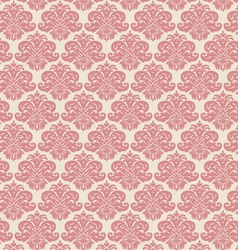 Rose damask vector