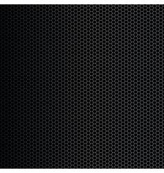 Hexagon texture background vector