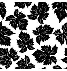 Grape pattern vector