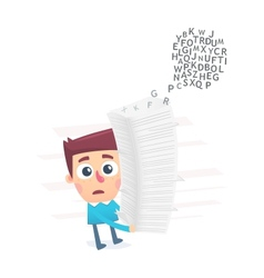 Confusion in text documents vector