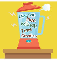 Idea mix vector