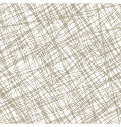 Seamless pattern with random cross lines texture vector