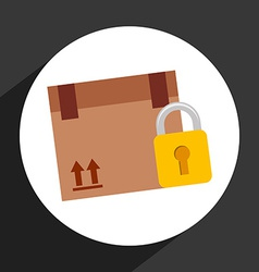 Secure delivery vector