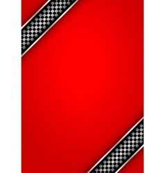 Background red - race vector
