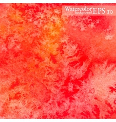 Watercolor background painting vector