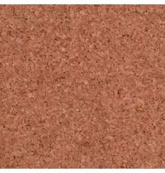 Cork texture background vector