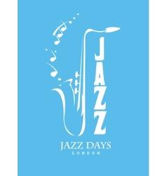 Saxophone motif vector