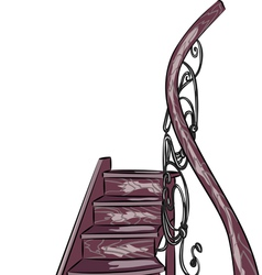 Staircase a vector