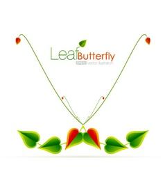 Sun leaf vector