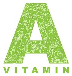 Vitamin a vector