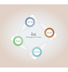 Risk management vector
