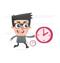 Time thief vector