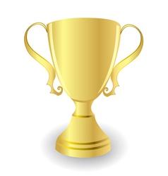 Trophy vector