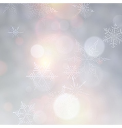 Vibrant christmas background vector