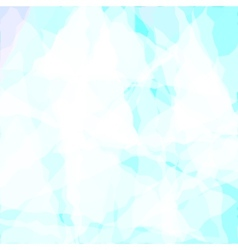 Abstract crystal background vector