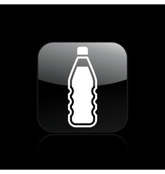 Liquid bottle vector