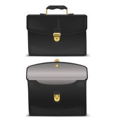 Black case icons vector