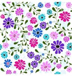 Decorative wallpaper pattern vector
