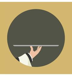 Food service icon vector