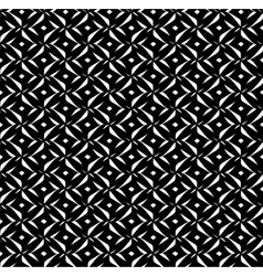 Black pattern on white background vector