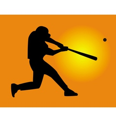 Ballplayer vector