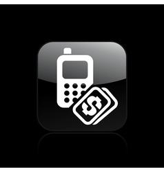 Phone cost vector