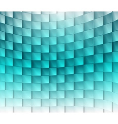 Colorful square blue ligh vector