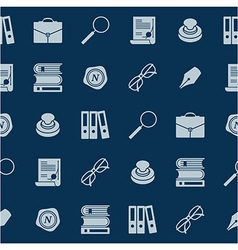 Notary tools vector