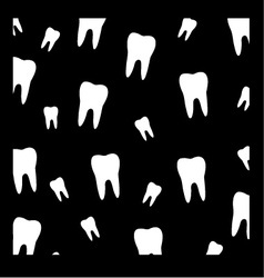 Tooth wallpaper vector