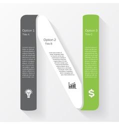 Business infographic diagram presentation vector