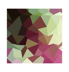 Claret red abstract low polygon background vector