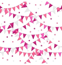 Party background seamless pattern vector