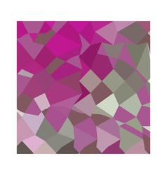 Dark lavender abstract low polygon background vector