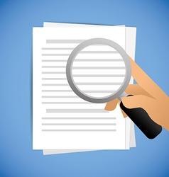 Document design vector