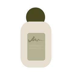 Icon bottle vector